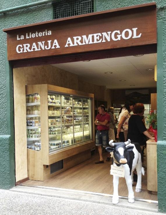 Granja Armengol | Les nostres botigues